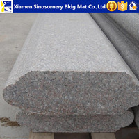 Chinese g696 YongDing red granite landscaping stone rock