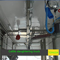 Slaughterhouse equipment-- electric hoist