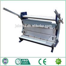 small manufacturing machines 3-in-1 combination shear press brake slip roll machine from China best supplier