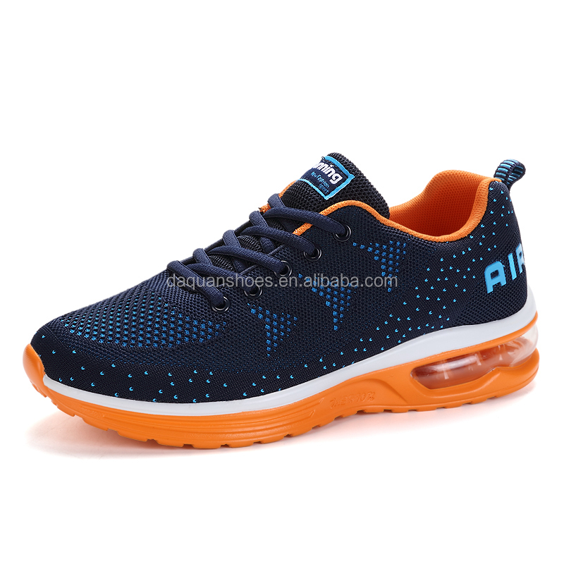 Jinjiang factory breathable EUR size35-44 sport running walking tennis shoes men women punjabi jutti