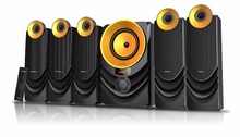 5.1 Speaker Surround Sound Active Home Theater Amplifier System