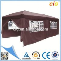Weather-resistant Attractive metal frame cheap canopy tents 20x30 for sale