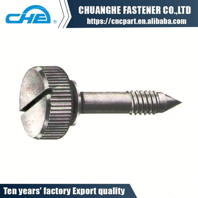Good quality captive screw panel fastener
