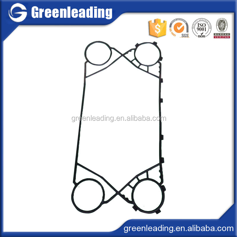 NBR EPDM VITON heat exchanger rubber gasket for Food,HVAC,Refinery,Chemical, Powerplant