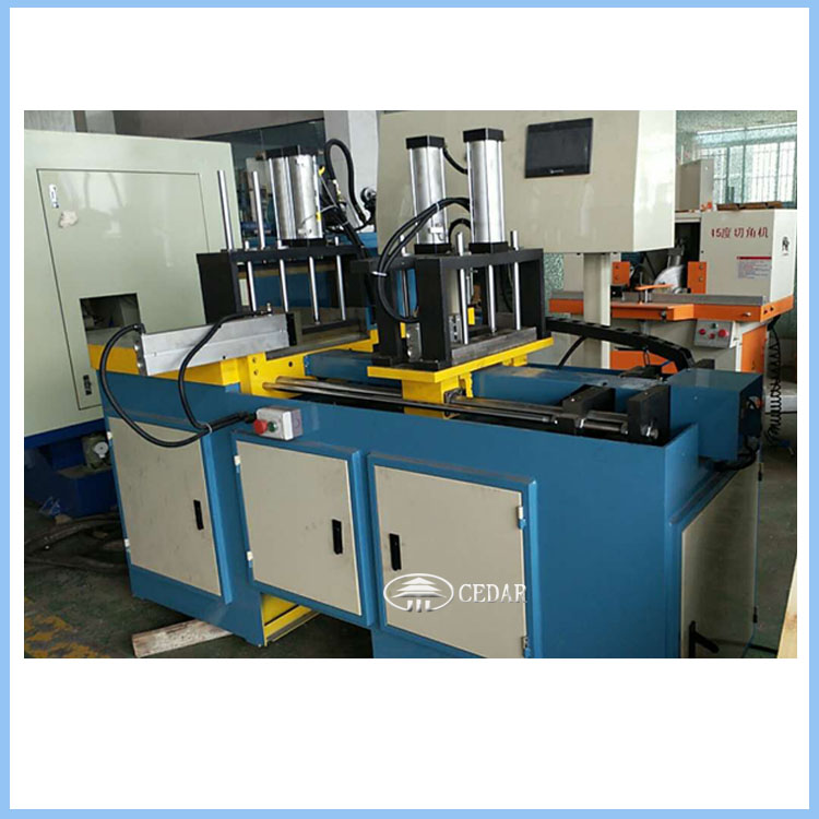 MC-455CNC Automatic feeding circular saw aluminium cutting machine