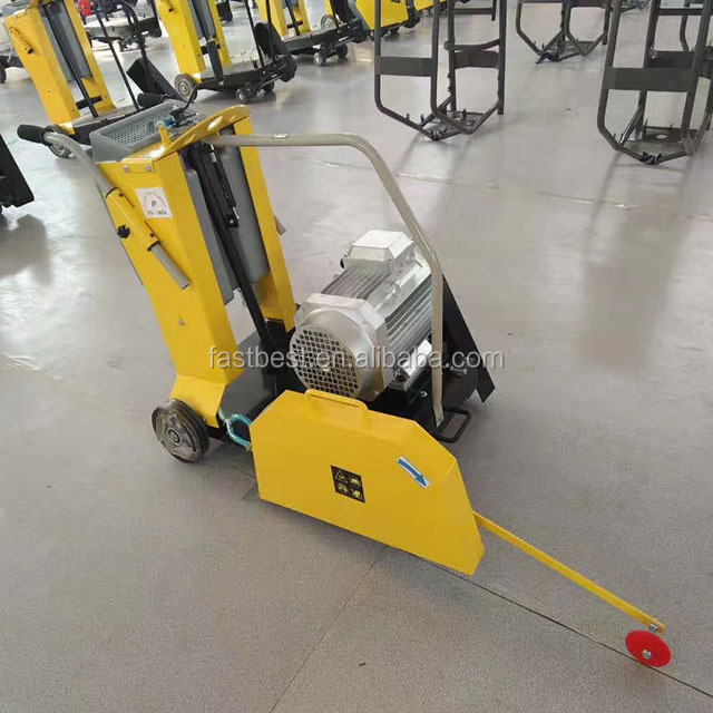 7.5KW electric concrete cutter