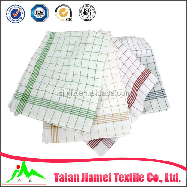China direct facotry wholesale 100% cotton kitchen towels