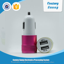 Good quality universal usb 5v 1a 2a car charger for all cellphone