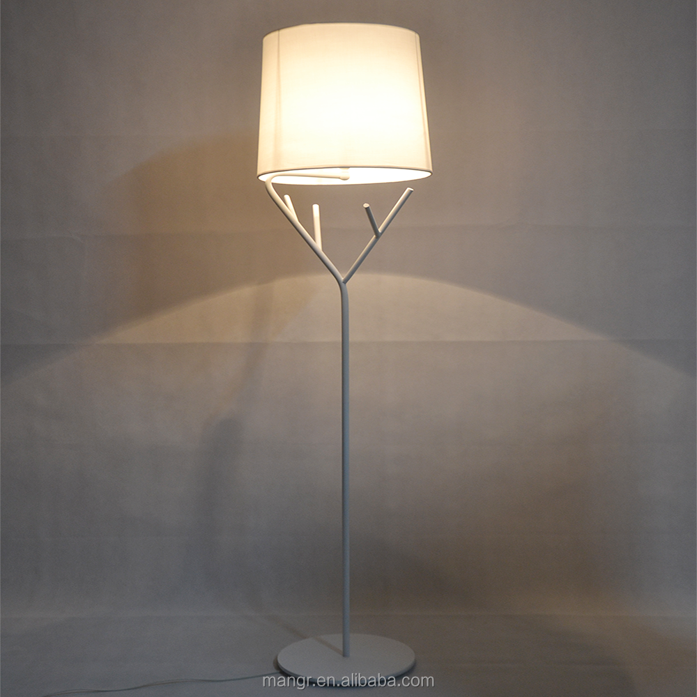 Floor-Light-MG-5001 American style modern standing floor lamp for hotel bedroom and study