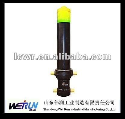 tipper/trailer truck parts telescopic hydraulic cylinders