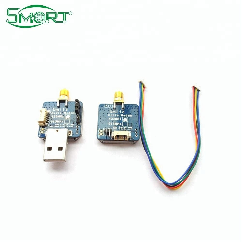 Smart Electronics for APM Flight Controller with 3.5db Antenna 3DR Radio 433MHz Wireless Telemetry Module
