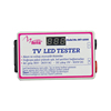 Universal multi-function voltage current test tool lcd LED backlight tester