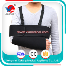 HIGH QUALITY,broken,comfortable,breathable,Arm sling support with CE & FDA