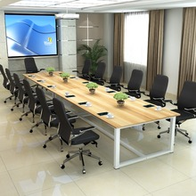 2017 Elegant design cheap price conference table meeting table negotiation table
