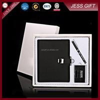 2015 New Arrival Business Card Holder And Pen Gift Set Executive