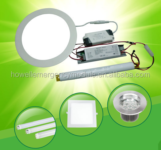 LED Emergency Down Light Battery Backup Conversion Kit
