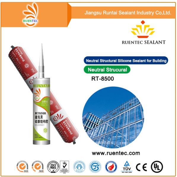 Heavy Duty Construction Adhesive/Fast-Set Superior Bonding Strength Last Long Silicone Sealant