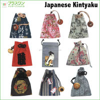 Traditional Japanese design and high quality novelty items pouch for cosmetic bags , purse etc.