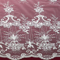 lace embroidery fabric/african lace embroidery fabric