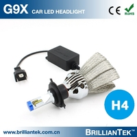 Wholesale best LUX & Lighting Pattern & Fo cus in market after test H7 H4 Car LED Headlight