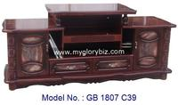 Modern Wood TV Stand In MDF Board Furniture, modern tv cabinet, living room lcd tv stand wooden furniture, led tv stand, tv unit