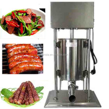 china factory Industrial Vertical Commercial automatic sausage stuffer machine filler filler machine to making sausage