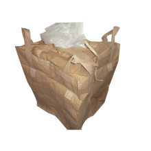 big plastic packaging 25kg polypropylene jumbo bag for corn flour