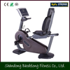 CE and RoHS approved Body Fit Recumbent Bike FT6806R /Magnetic Bike Gym Machine
