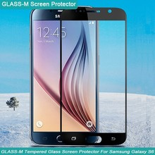 Cell Phone Screen Tempered Glass Cover For Samsung Galaxy S6