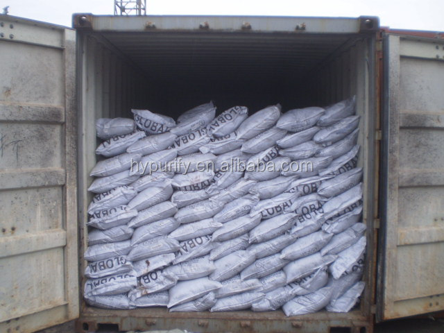 Granular activated carbon/ Coconut Shell granular Activated Carbon for water treatment
