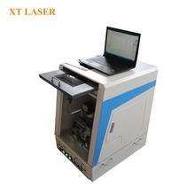 Logo and ring cnc fiber laser marking machine metal marking machinery