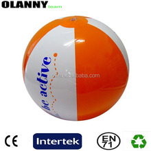 brand logo cheap price best seller customized factory price beach ball