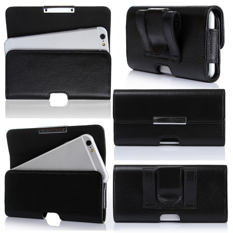 New Products Luxurious Smart Phone Belt Case For iPhone 6 4.7inch For Men