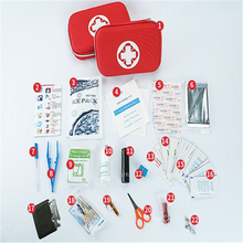 Home/Hosipital Portable Emergency First Aid Kit