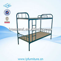 Modern design cheap industrial metal bunk beds use for adult