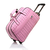 Custom Travel Carry Bags Wheeled Trolley