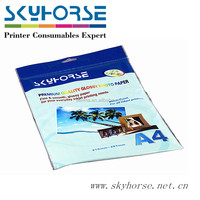 Professional manufacturer of inkjet high glossy photo paper ,A4,A6,110g,130g,150g,180g,200g,220g,230g,250g,260g