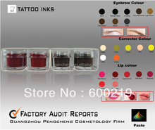 Wholesale Permanent Powder Tattoo Ink