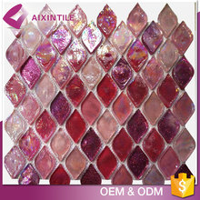 Standard Size Rhombus Shaped Wholesale Mosaic Tiles For Crafts