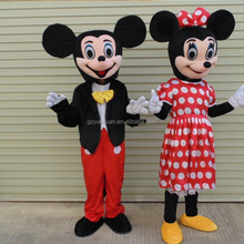 Professional customized cartoon character mascot costumes for sale