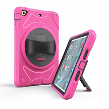 New arrival travel business universal rugged tablet case cover for ipad 5 air