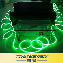 FRANKEVER High Quality Factory Competitive Price Infilled Side Light Optical Fiber Cable for Lighting