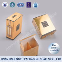 paper packaging design cigarette cardboard box for slipper