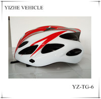 2016 fashionable cycling helmet wholesale bike helmet with cheap price / bicycle helmet
