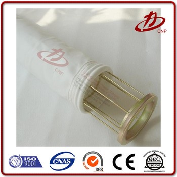 Industrial waste gas dust filter bag