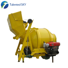 High Quality Portable Electric Concrete Mixer JZM750 on Sale