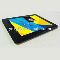 16GB 8000mah IPS Retina 2048*1536 Screen rk3188 Quad Core Android Tablet