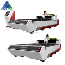 The best Fiber Laser Cutting Machine with completed Service System in Beijing of China .500W to 4000W Laser Power.