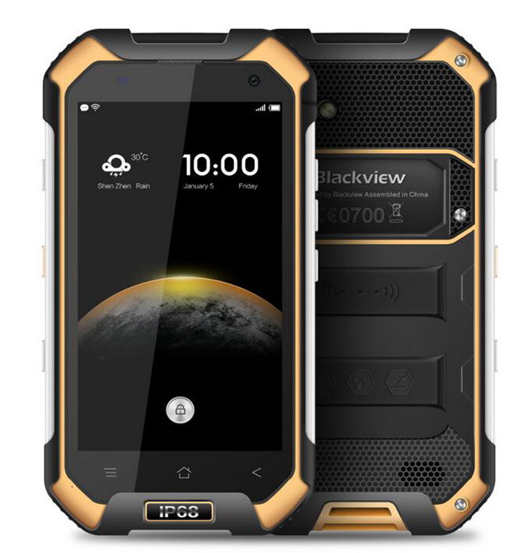 LTE GPS WIFI NFC outdoor rugged waterproof dual sim mobile phone