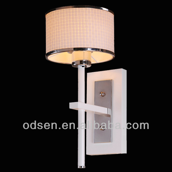 incadescent compound wall niche light